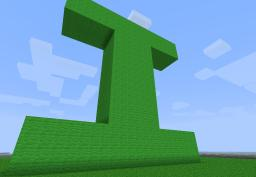 THE GIANT I AS IN IAN :P Minecraft Map & Project