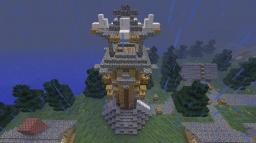 Barrows Tower Minecraft Map & Project