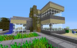 [House] Modern Home (Survival) Minecraft Project