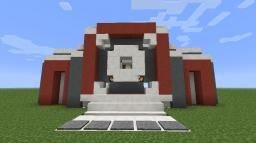 Modern Home #1 Minecraft Project