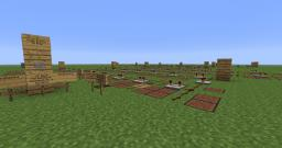 J.S. Bach: Concerto in D minor, BWV 1052 Minecraft Map & Project