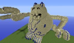 Naruto: Shukaku One-Tailed Minecraft Map & Project