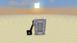 Simply Redstone (0-9 Button Activated Scoreboard) Minecraft Map & Project