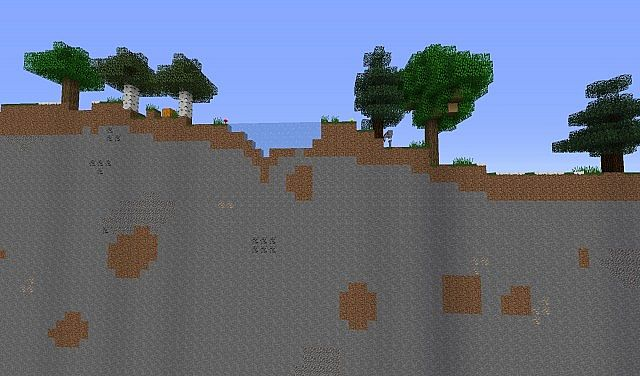 Survival Map Minecraft Project