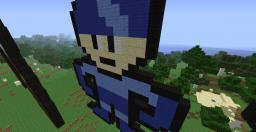Mega Man Minecraft Map & Project