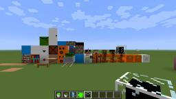 Half Craft Minecraft Texture Pack