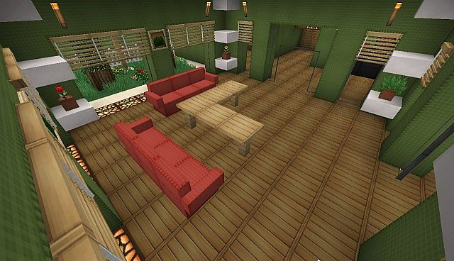 how to use furniture mod in minecraft