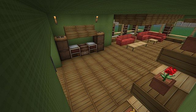 Mod Furniture Minecraft Crafts