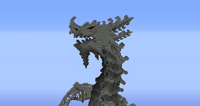 Epsilon Statues Minecraft Project