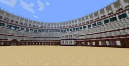 Romecraft Colosseum Minecraft Map & Project