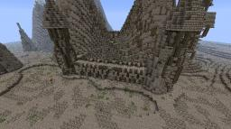 The Wraiths' Castle Minecraft Project