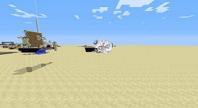 how to make a tnt cannon with dispensers