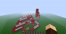 tripple piston extender Minecraft Project