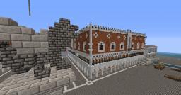 Venice: Doge's Palace Minecraft Map & Project