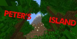 Peter's Island Minecraft Map & Project