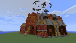 The Fancy Hut Minecraft Map & Project