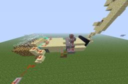 Rise of the Ghasts Minecraft Project