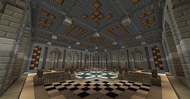 Random Hall high level