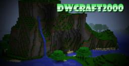 [1.6.4] DwCraft2000 [Green Version] END Minecraft Texture Pack
