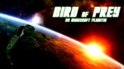 Klingon B'rel class Bird of Prey + Resource Pack Add-ons! Minecraft Map & Project