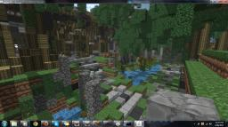 Level 8 Commemoration Minecraft Map & Project