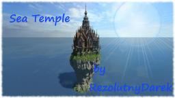 Sea Temple Minecraft Map & Project