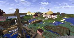 City of Craftown Minecraft Map & Project