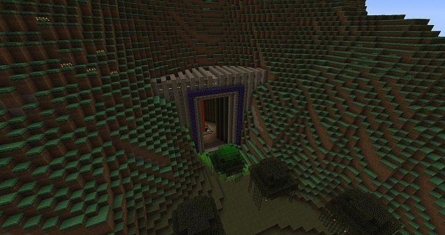 Dwarven Fortress Minecraft