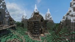 Eldorian Minecraft Map & Project