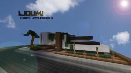 Ijoumi | Modern | Japanese Home | WoK Minecraft Map & Project