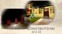 [32X] [1.6.4] Assassini~Costruttori NUOVO V2.5 Minecraft