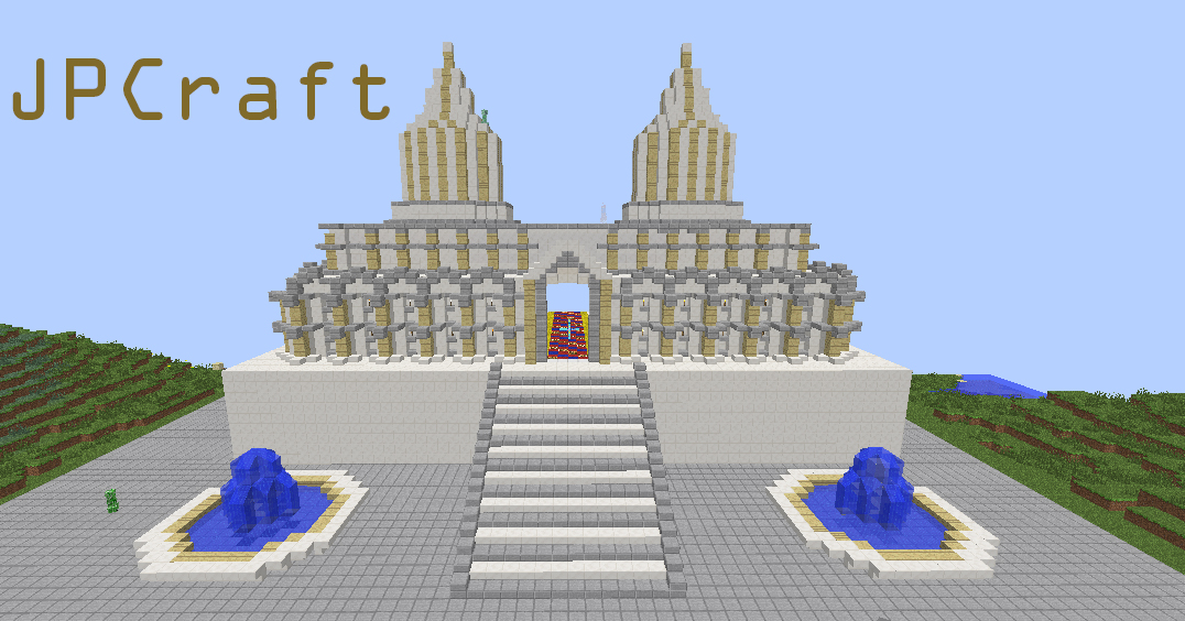 SMP] JPCraft, new server, dynmap and all! Minecraft Server