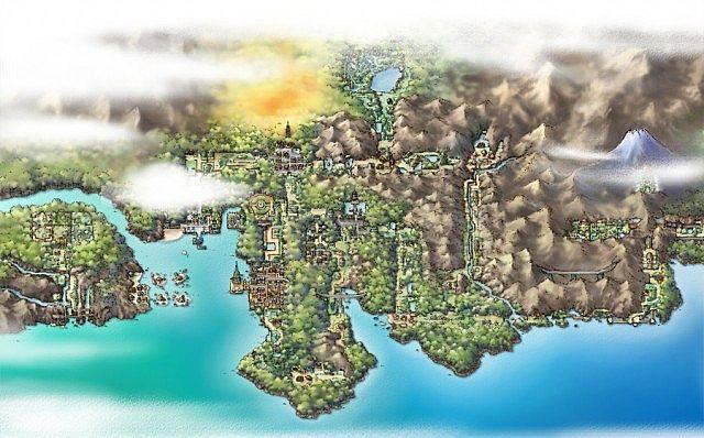 johto pokemon world like in the anime minecraft project
