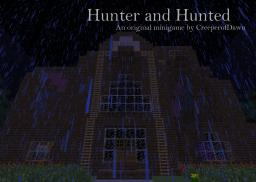 Hunter and Hunted 1.1 - A game of Trickery, Deceit, and Murder Minecraft Map & Project