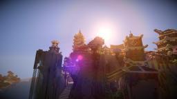 Okywa : The Heaven City Minecraft Project