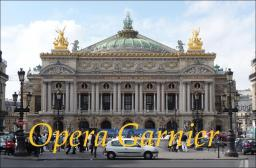 Opera Garnier - Paris Minecraft