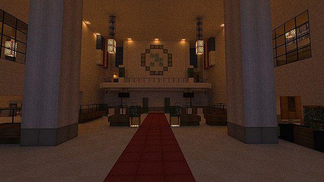First World Bank Lobby