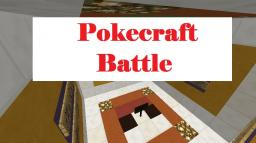 Pokecraft Battle Minecraft Project