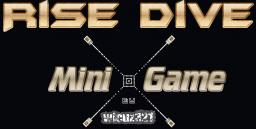 MiniGame Map: Rise Dive Minecraft Project