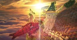 Eastern Air Temple - Avatar the Last Airbender Recreation Minecraft