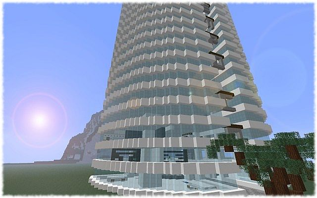 Contempo Coorp Modern Hoboartichoke Minecraft Project