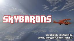 Sky Barons (Minigame) Minecraft Map & Project