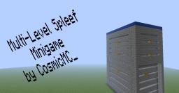 Spleef v1.0.0 by CosmicMC_ [POP REEL!] [Getting a better picture!] Minecraft Map & Project