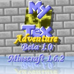 MyTex Adventure Resourcepack Beta 1.0 [1.6.2] Minecraft Texture Pack