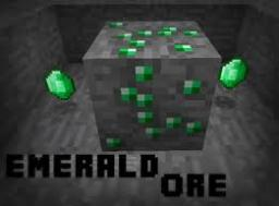 The Emerald Ore: A Minecraft Story Minecraft Blog Post