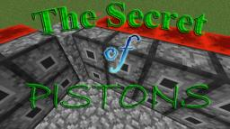 More than 7 things you may did not know about pistons Minecraft