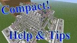 Basic tips for compacting mechanisms Minecraft Blog Post
