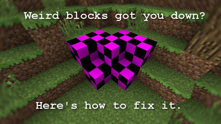 THIS DOESNT WORK ANYMORE STOP ASKING Have Your Textures Been - Minecraft texture pack namen andern