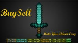 [BUKKIT] BuySell !! Advertise Your Item | Minecraft Mod