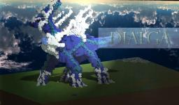 Dialga [Popular Reel] 100 Subs! Minecraft Project